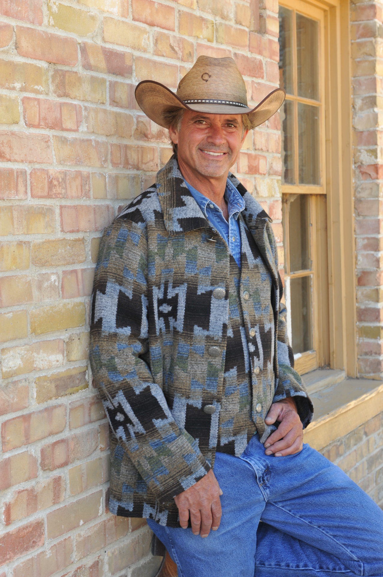 #M858GS - GUNSMOKE MEN'S TRAIL COAT - XL ONLY!!  WAS $269.95 -- SALE $199.95