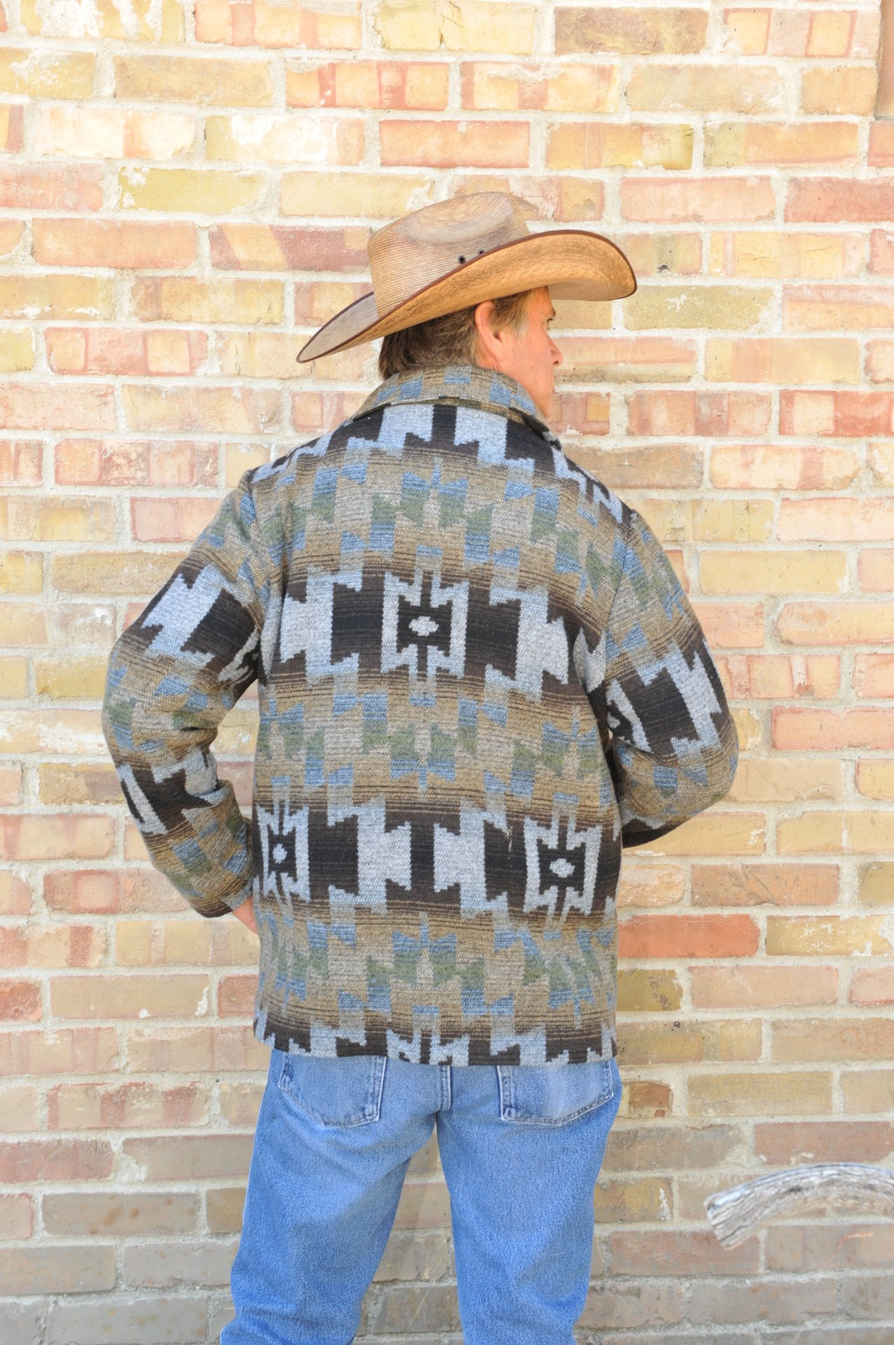 #M858GS - MEN'S GUNSMOKE TRAIL COAT - SALE  $199.95 - XL ONLY!!